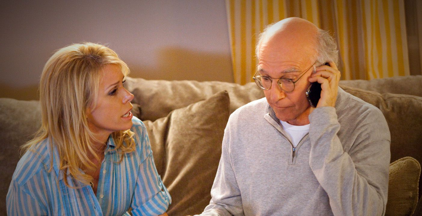 Curb Your Enthusiasm: Season Eight