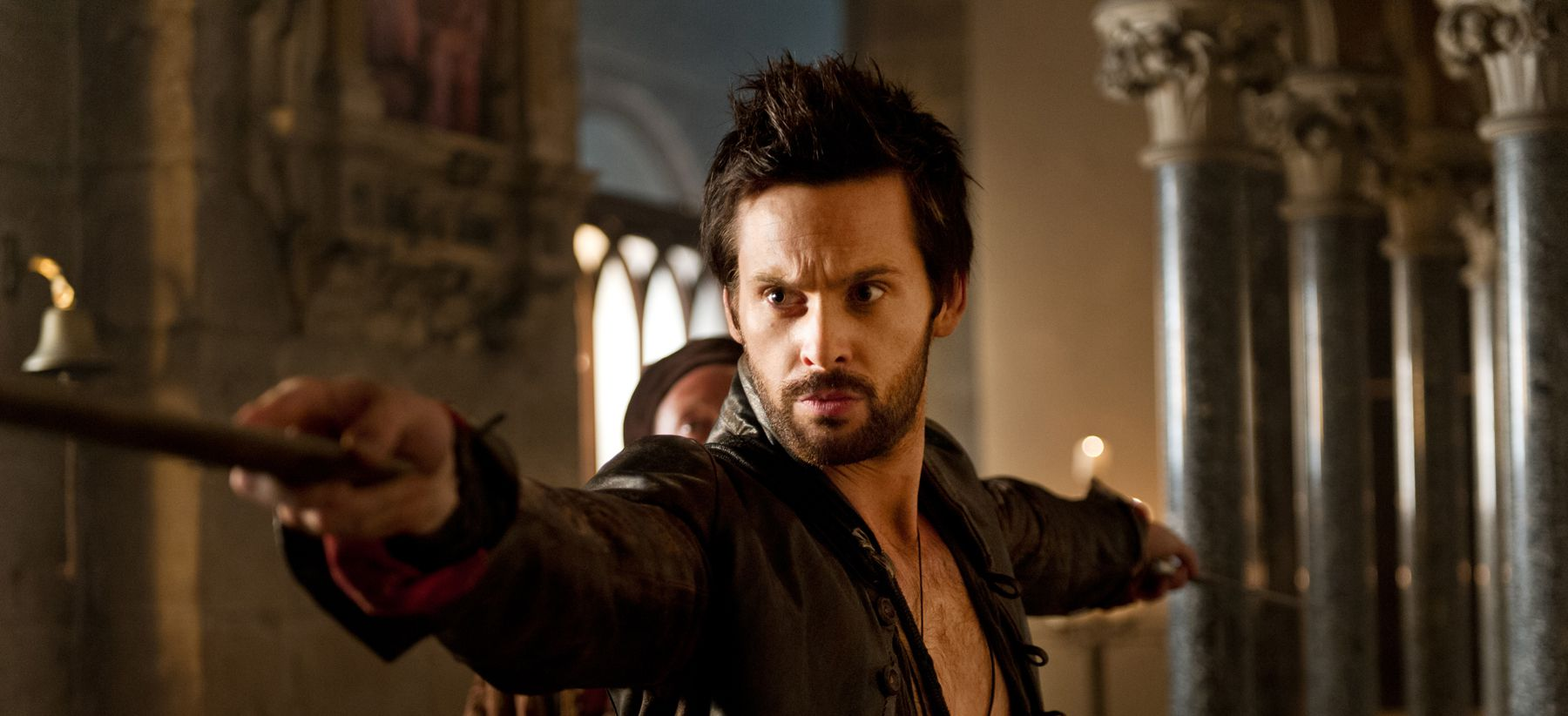 An image from Da Vinci's Demons: Season One