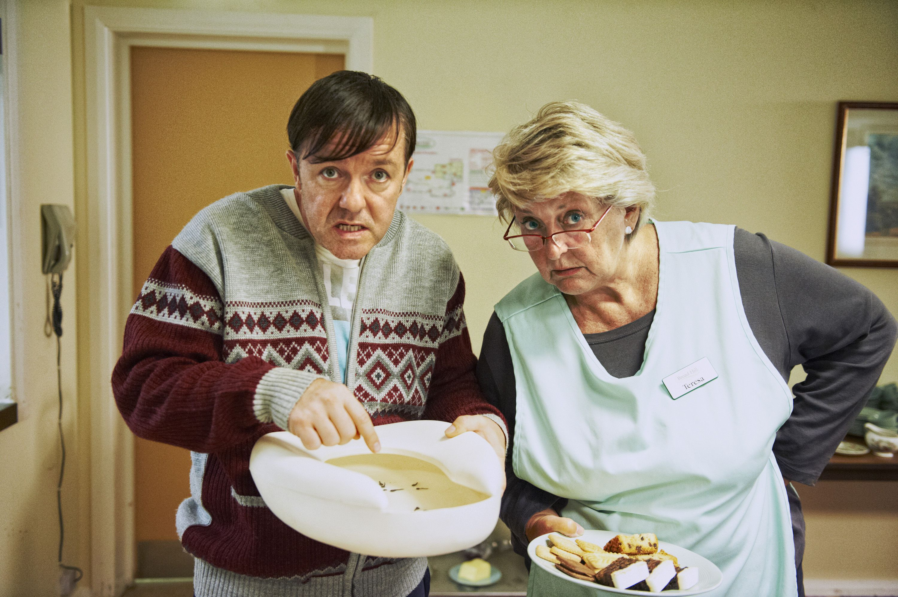 An image from Derek: Season One