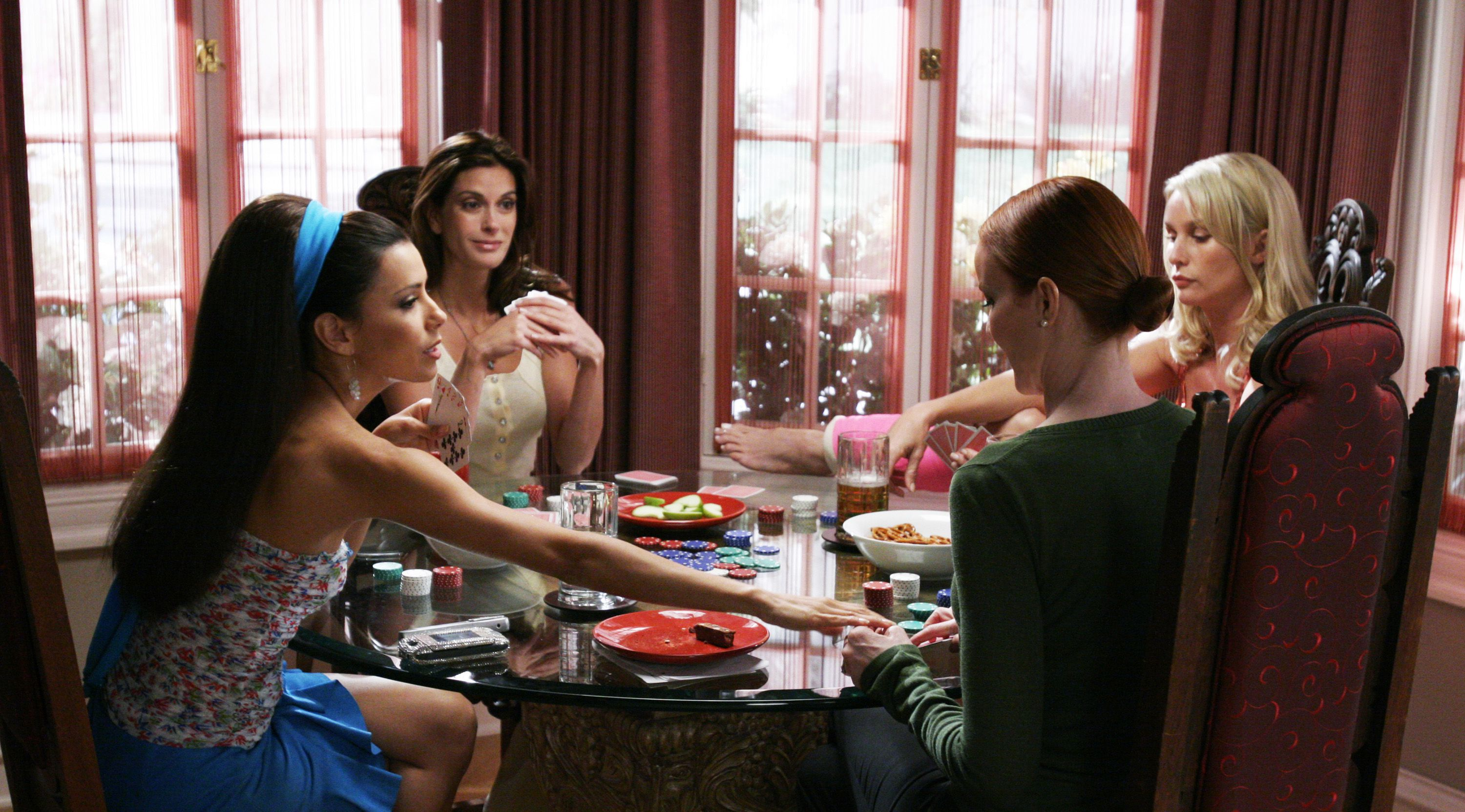 An image from Desperate Housewives: Season Two