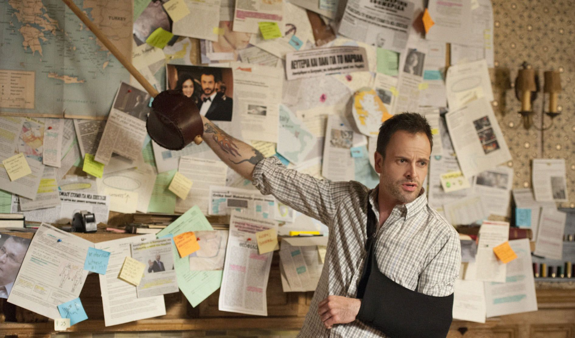An image from Elementary: Season One
