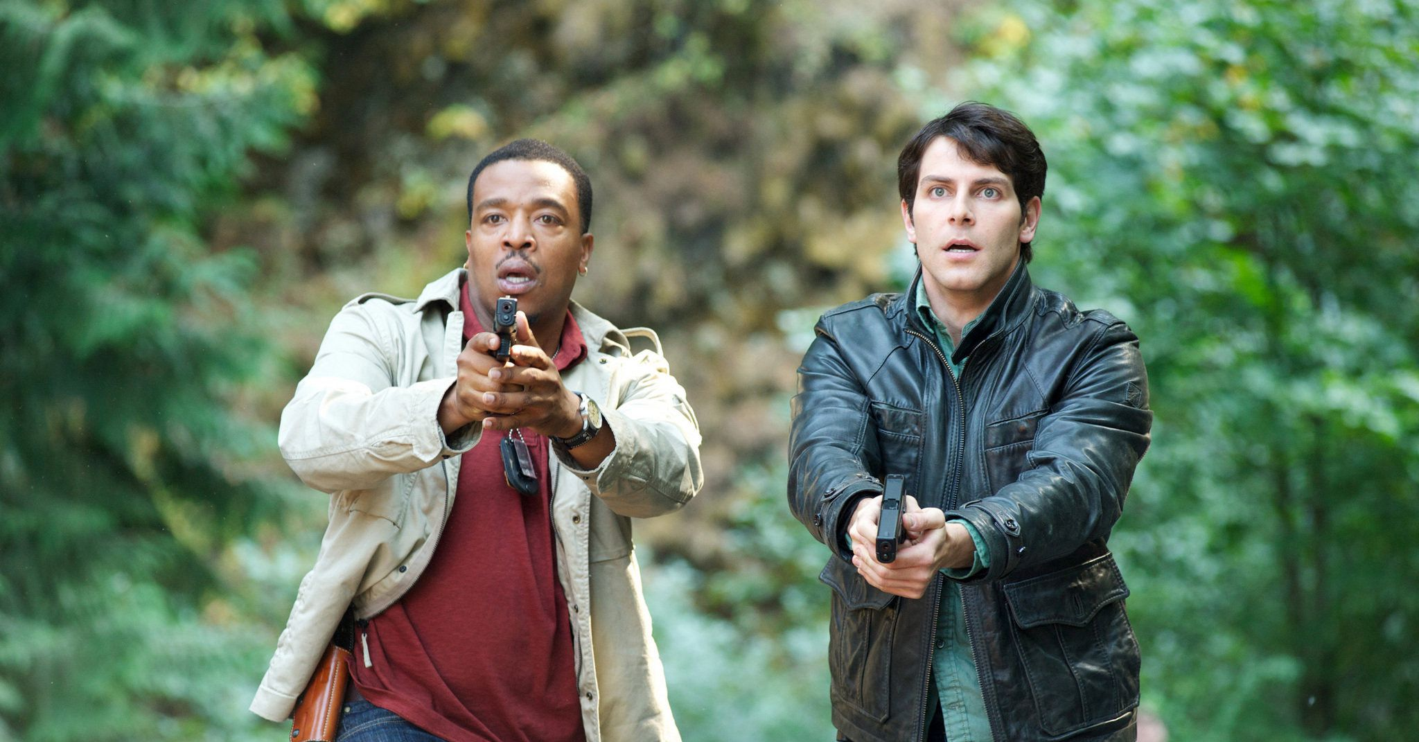 An image from Grimm: Season One