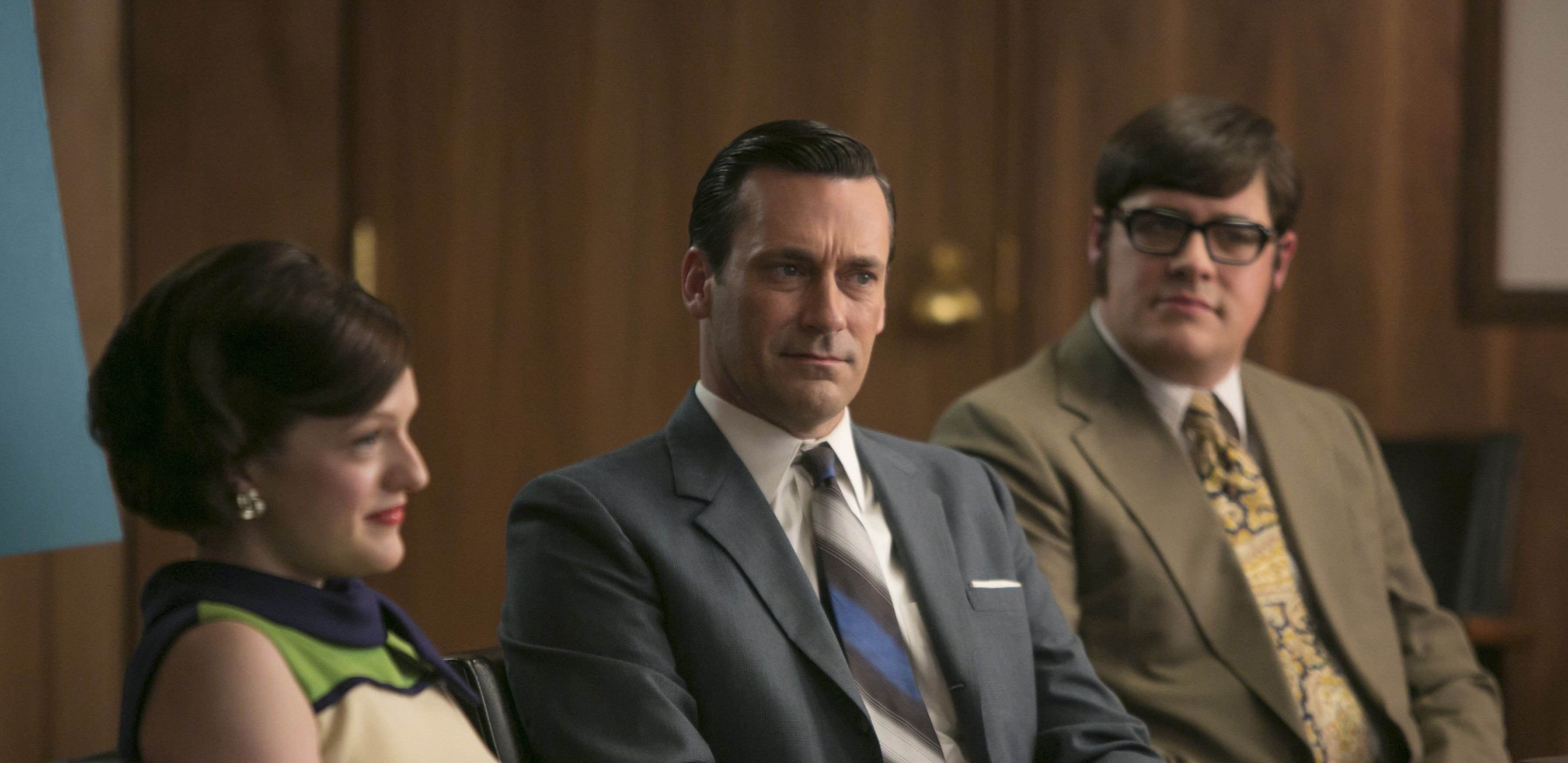 An image from Mad Men: Season Seven