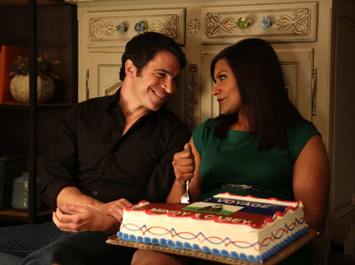 An image from The Mindy Project: Season One