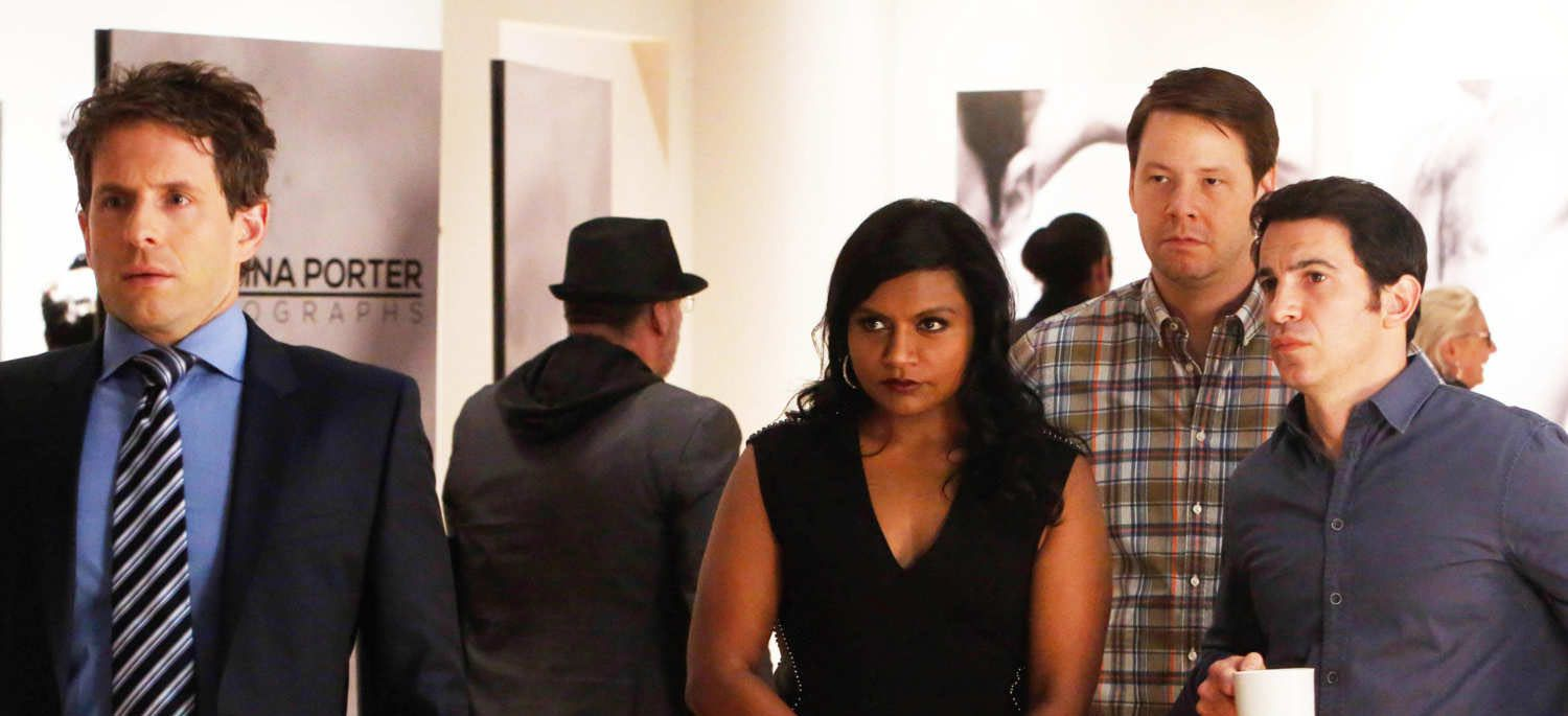 An image from The Mindy Project: Season Two
