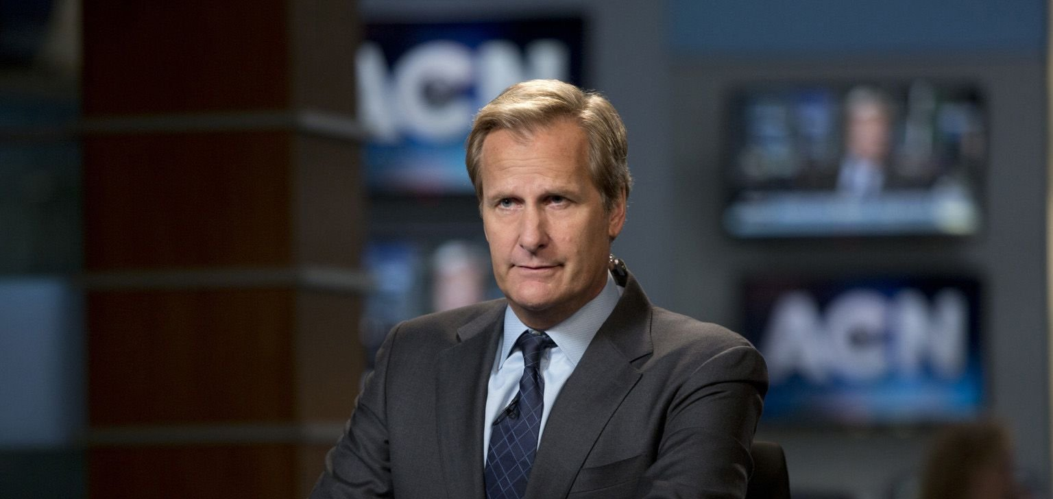 An image from The Newsroom: Season Two