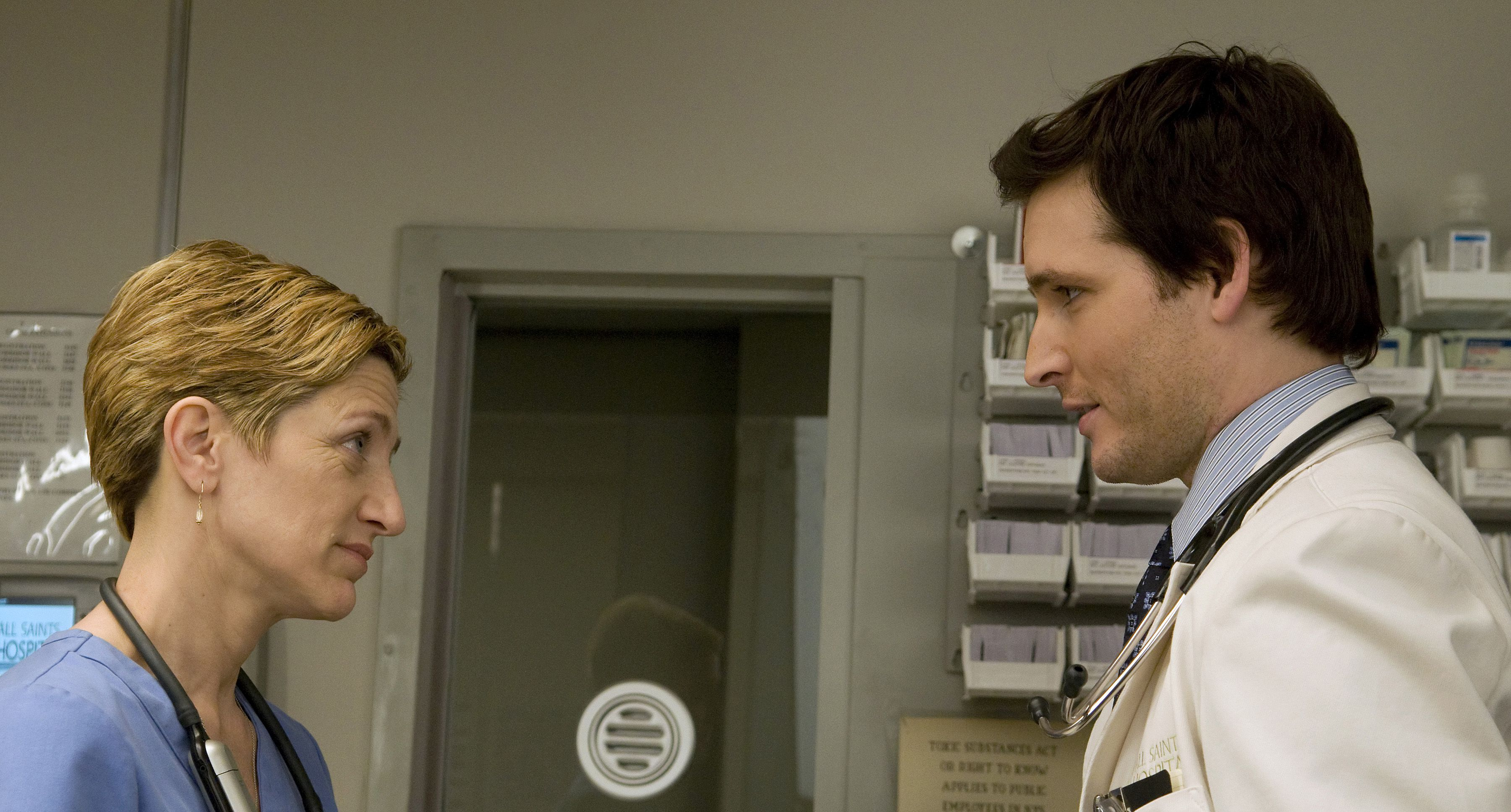 An image from Nurse Jackie: Season One