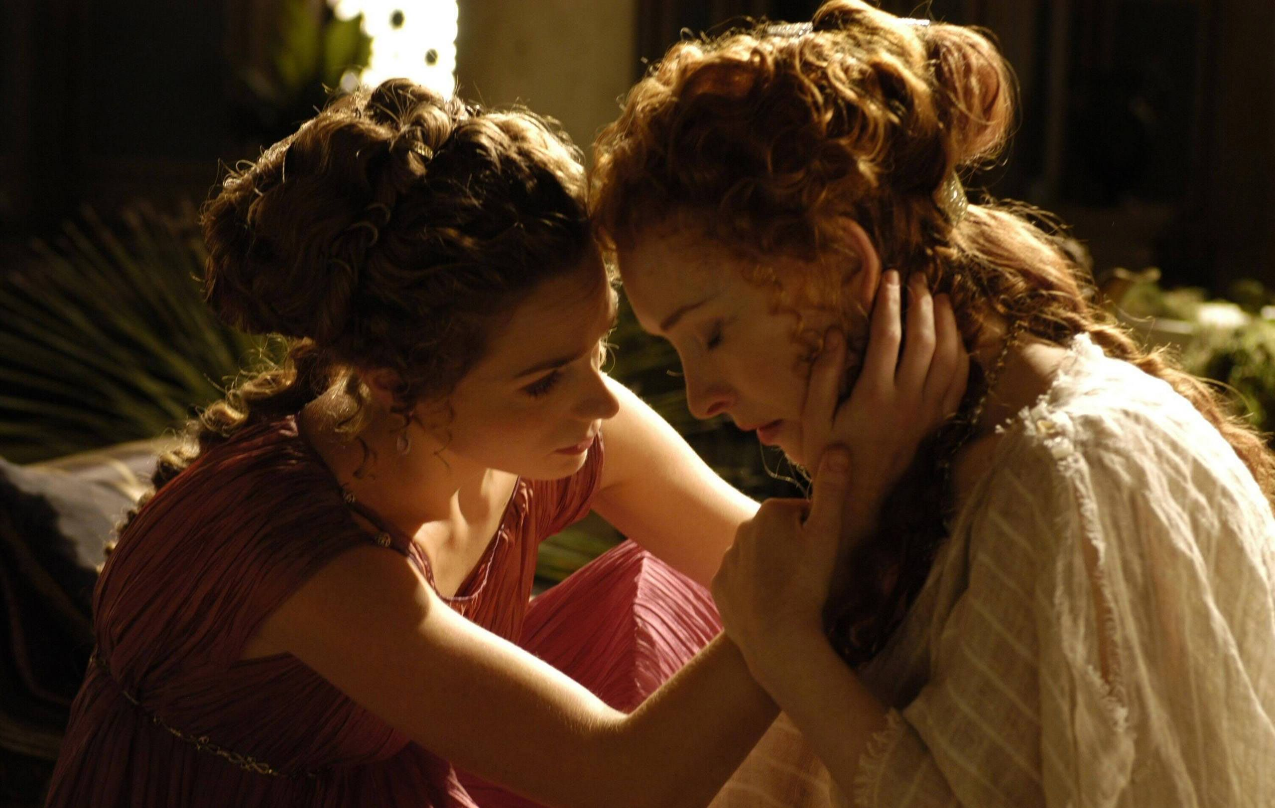 An image from Rome: Season Two
