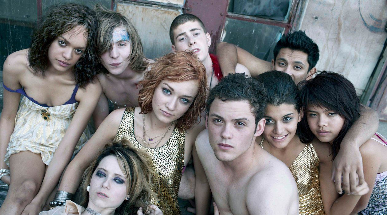 An image from Skins: Season One