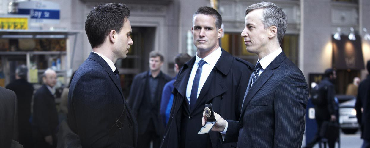 An image from Suits: Season Three