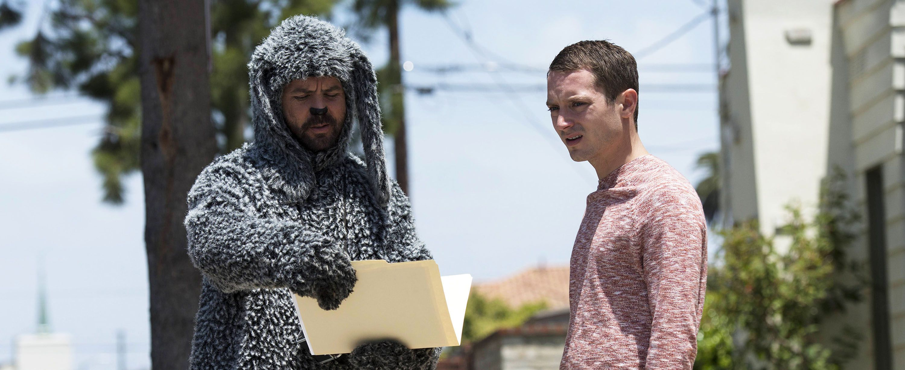 An image from Wilfred: Season Three