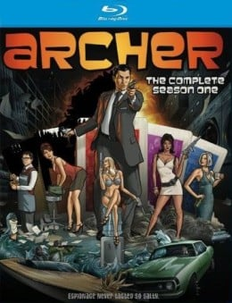 Archer: The Complete First Season