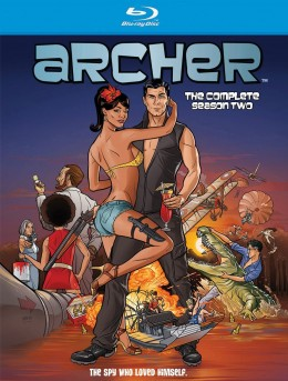 Archer: The Complete Second Season