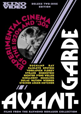 Avant Garde: Experimental Cinema of the 1920s and '30s