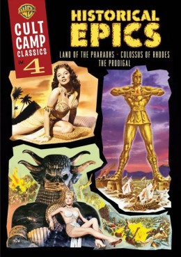 Cult Camp Classics 4: Historical Epics