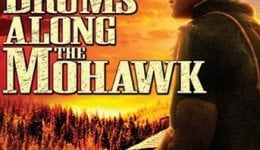 drums along the mohawk a review Drums along the mohawk is a tremendous movie about the american revolution as experienced on the frontier henry fonda stars as gilbert martin and claudette colbert stars as his wife lana they are peacefully establishing their farm on the american frontier when the revolutionary war stars.