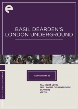Eclipse Series 25: Basil Dearden's London Underground