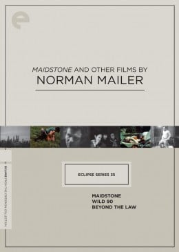 Eclipse Series 35: Maidstone and Other Films by Norman Mailer