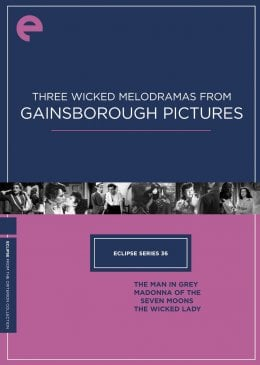 Eclipse Series 36: Three Wicked Melodramas from Gainsborough Pictures