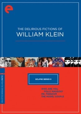 Eclipse Series 9: The Delirious Fictions of William Klein
