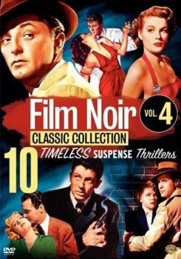 Film Noir Classic Collection: Volume 4