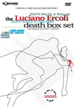 The Luciano Ercoli Death Box Set