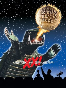 MST3K vs. Gamera: Mystery Science Theater 3000, Vol. XXI