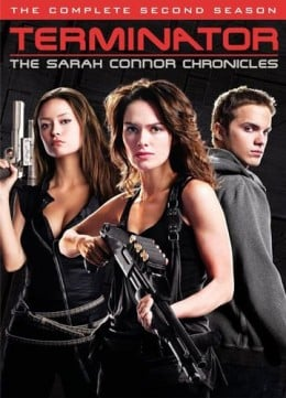 Terminator: The Sarah Connor Chronicles: The Complete Second Season