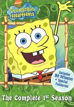 SpongeBob SquarePants: The Complete 1st Season
