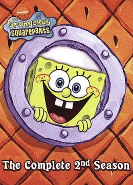 SpongeBob SquarePants: The Complete 2nd Season