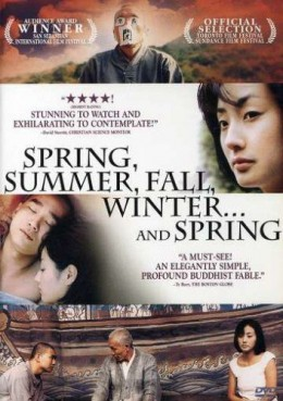 Spring, Summer, Fall, Winter…and Spring