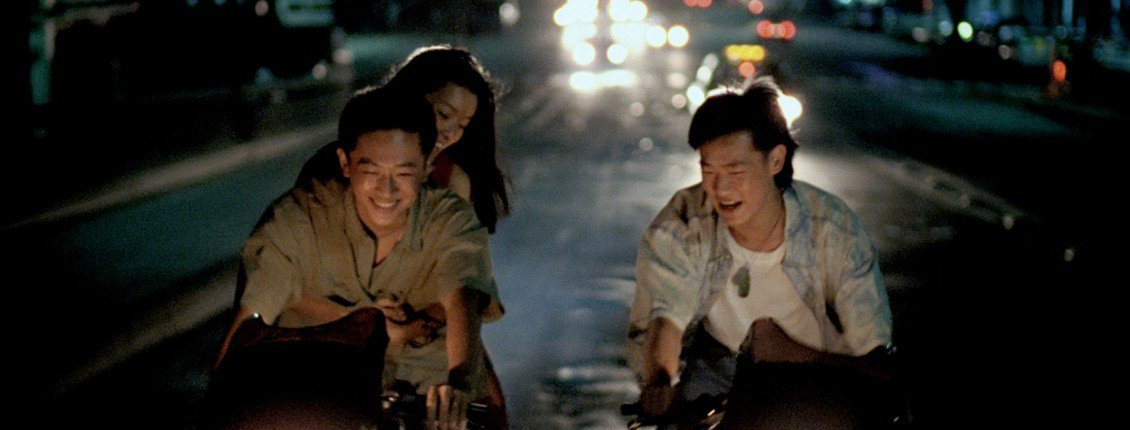 Interview: Tsai Ming-liang on Rebels of the Neon God