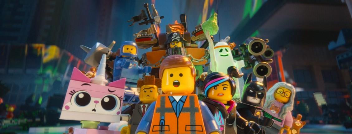 The Lego Movie   Film Review   Slant Magazine