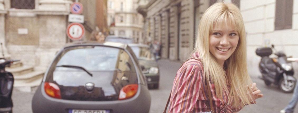 Hilary Duff Lizzie Mcguire Movie