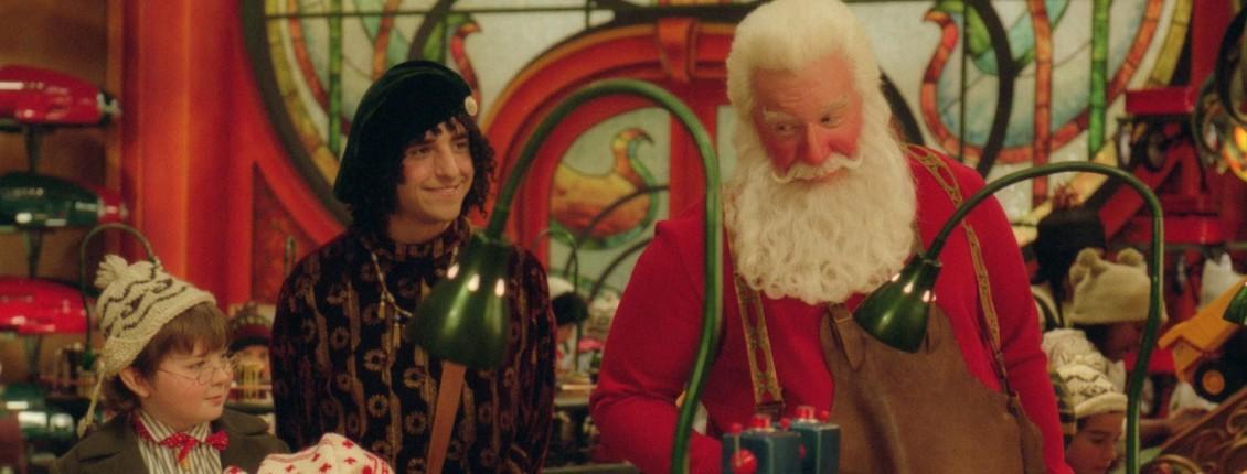 santa clause 2 - From Santa Claus 2