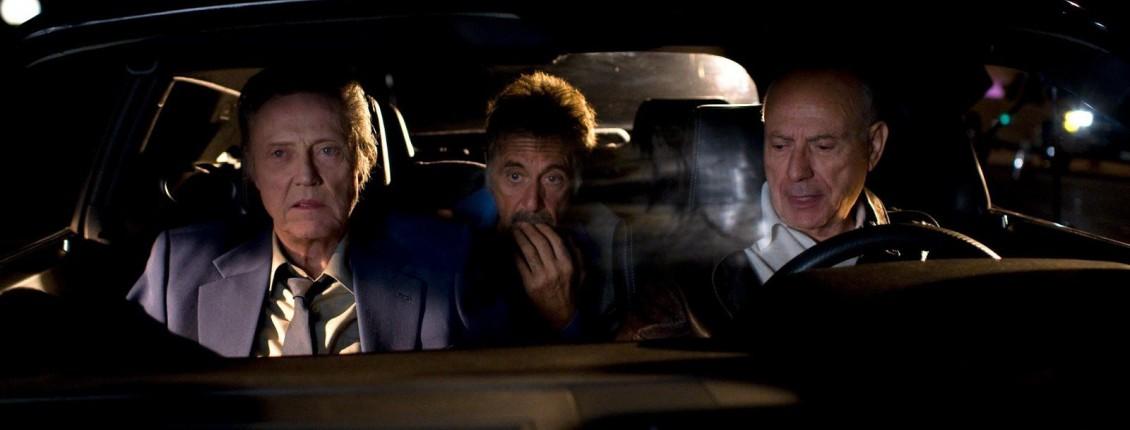 Stand Up Guys | Film Review | Slant Magazine