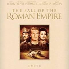 Anthony Mann's The Fall of the Roman Empire on DVD