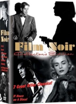 Timeless Darkness: Film Noir Collector's Edition