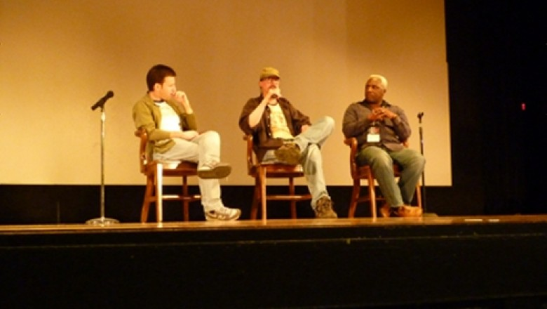 Ebertfest 2011: Metropolis, Natural Selection, Rachael Harris, House Folk, Et Al