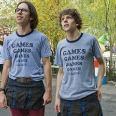 The Scarlet V: <em>Adventureland</em>