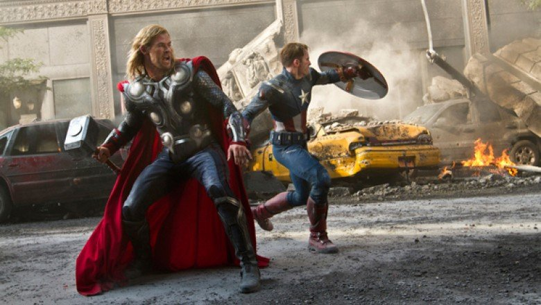 Critical Distance: <em>The Avengers</em>