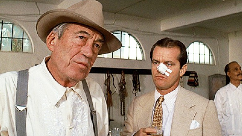 Evil Under the Sun: John Huston in Chinatown