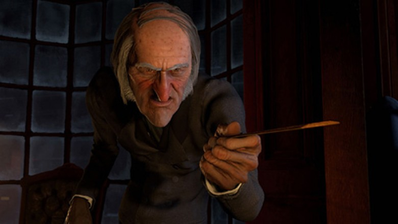 Take Your Carol: Robert Zemeckis&#8217;s <em>A Christmas Carol</em>