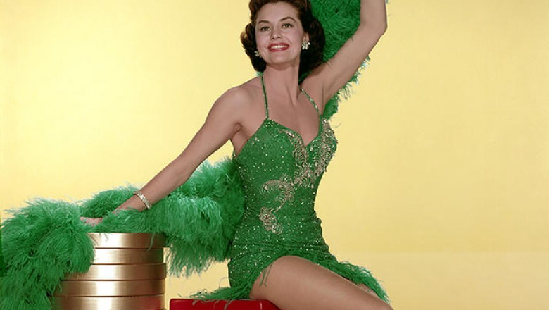 Dancing in the Dark: Cyd Charisse (1921 - 2008)