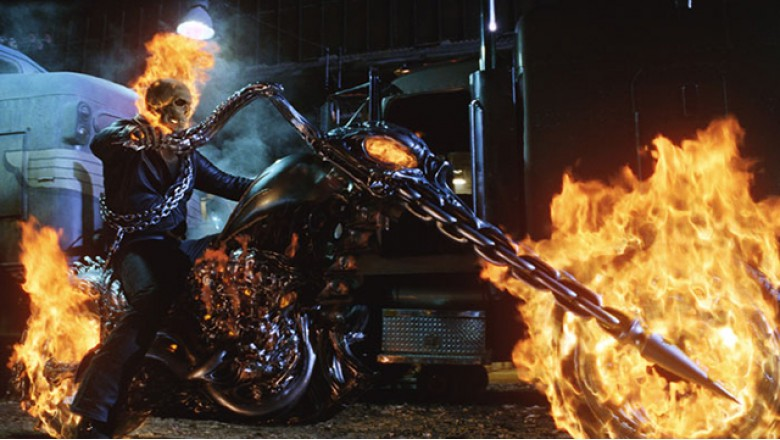 <em>Ghost Rider</em>: Running on Fumes