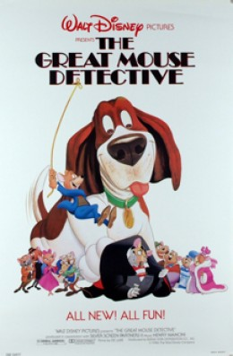 Summer of &#8216;86: <em>The Great Mouse Detective</em>