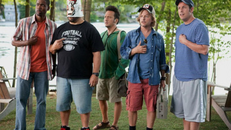 A Movie a Day, Day 43: <em>Grown Ups</em>