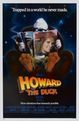 Summer of &#8216;86: Tarred and Feathered: <em>Howard the Duck</em>