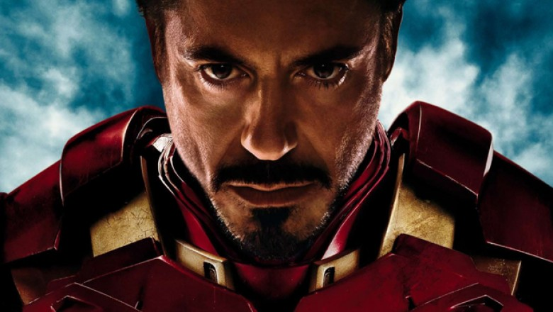 <em>Iron Man</em> Love for Robert Downey Jr.