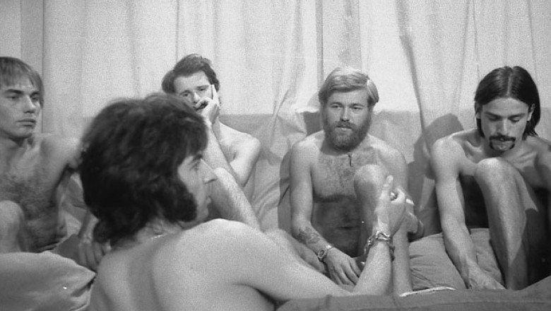 "Homos in Distress: Two from the Film Society of Lincoln Center Series ""1968: An International Perspective"""